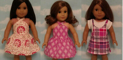 """18"""" Doll Dress fits 18 inch American Girl Doll Clothes 71abc"""