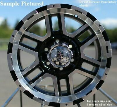 """4 New 17"""" Wheels for FORD F-150 1997 1998 1999 2000 2001 2002 2003 Rims -3942"""