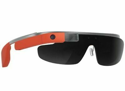 Google Glass Explorer Edition(XE) Version 2.0 Tangerine (Red) Good condition