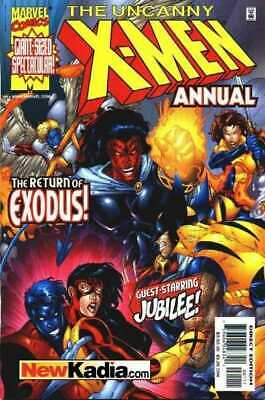 Uncanny X-Men (1981 series) Annual #1999 in NM condition. Marvel comics [*ty]