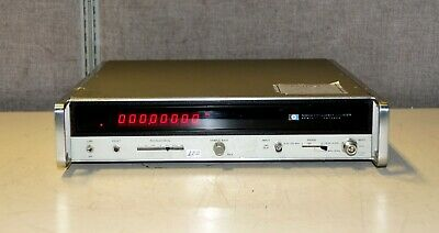 Agilent HP 5340A Frequency Counter, Power Tested Only