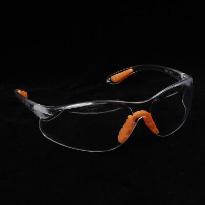 Eye Protection Protective Safety Riding Goggles Glasses Work Lab Dental Black