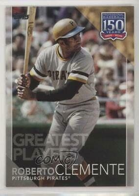 2019 Topps 150 Years of Professional Baseball #150-72 Roberto Clemente Card