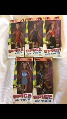 Spice Girls Dolls full set BNIB
