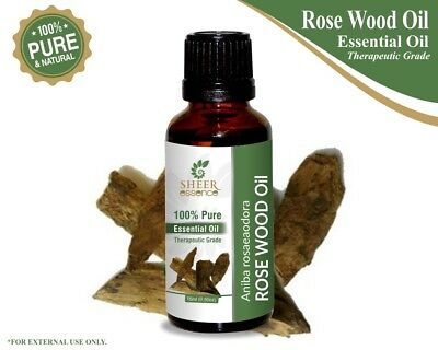 Rosewood Essential Oil 100% Natural Therapeutic Pure Aromatherapy Oils 5Ml-500Ml