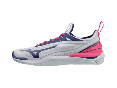 NEW MIZUNO Wave Mirage 2 Netball Volleyball Shoe -Womens (RRP$200) Clearance