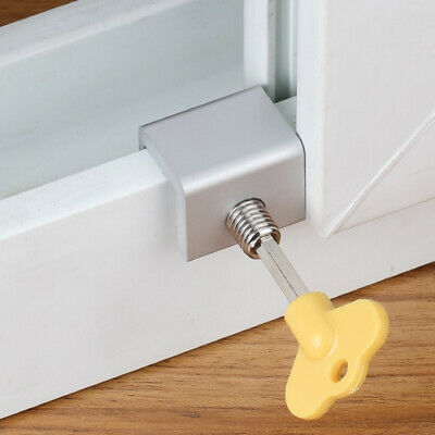 Child Safety Lock Sliding Window Lock Security Protect Sash Stopper