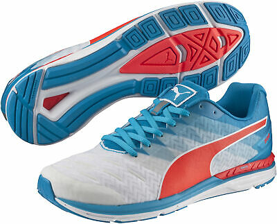 a3233f8794a1 PUMA SPEED 300 Ignite Mens Running Shoes - White - EUR 48