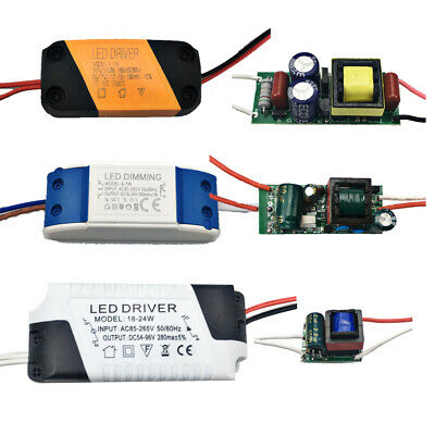 1-3 8-12 12-18 25-36W Driver Dimmable/No Power Supply LED Constant Current 300mA