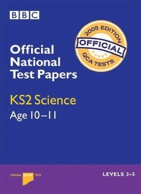 QCA National Test Papers, KS2 Science 2005, , New Book
