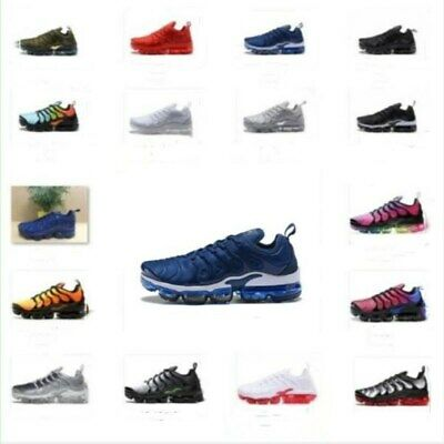 2019 Men Plus Running Vapormax Sports Shoes Air Sneakers Outdoor Hiking Shoes