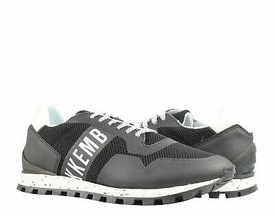 8d00e2a15dd2 Dirk Bikkembergs FEND-ER 2084 Low Black White Men s Casual Shoes BKE109078