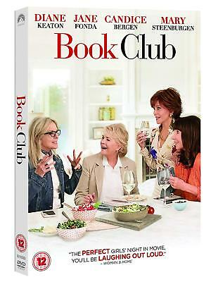 Book Club - New DVD / Free Delivery