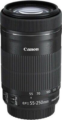 Canon EF-S 55-250 mm F4.0-5.6 IS STM 58 mm Filtergewinde (Canon EF-S Anschluss)