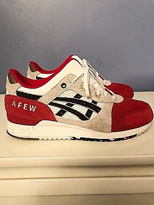 best website b9452 a7b3f ASICS GEL-LYTE III Afew