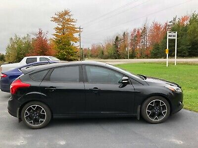 Ford: Focus SE Black Edition 2014 Ford Focus SE Black Edition