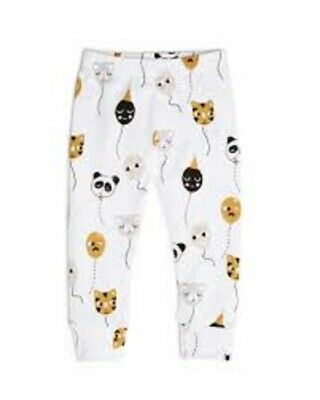 Tobias And The Bear Harlequin Black /& White Leggings Brand New RRP £20