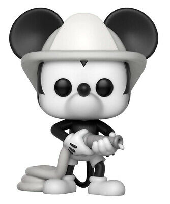 Funko Pop Disney Mickey's 90th - Firefighter Mickey Vinyl Figure
