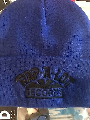 e466cbcd1479bc Brand New Supreme X Rap A lot Records Beanie/Hat! One Size! Royal