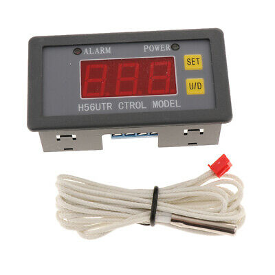 Digital LED Microcomputer Thermostat Switch Temperature Controller