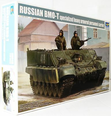 1dc503d5d868 TRUMPETER 1 35 09507 Russian T-72B2 MBT Military Model Kit - EUR 69 ...