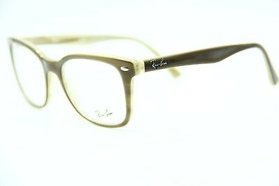 14a1eecb4f2 New Ray Ban Rb 5285 5154 Olive Authentic Eyeglasses Frame Rb5285 Rx 51-19