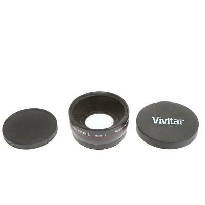 Vivitar 52mm 0.43x Wide Angle Attachment Lens - SKU#1066218