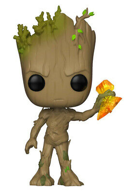 Funko Pop Marvel Avengers Infinity War - Groot Vinyl Figure