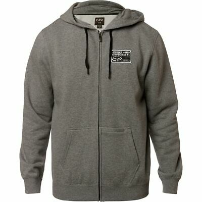 FOX RACING MEN'S Fox Pro Circuit Zip Up Fleece Hoodie