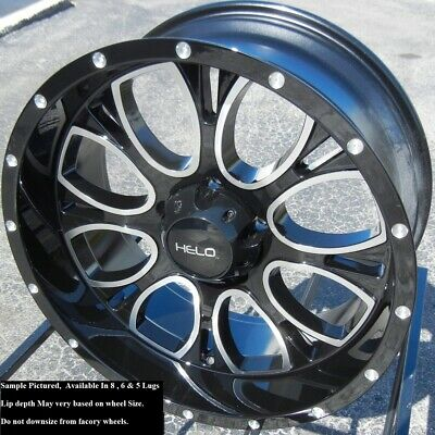 """4 New 17"""" Wheels for FORD F-150 1997 1998 1999 2000 2001 2002 2003 Rims -2314"""