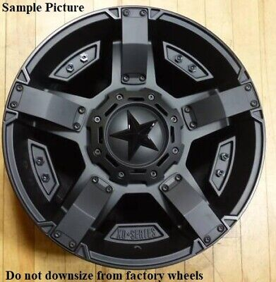 """4 New 18"""" Wheels for FORD F-150 1997 1998 1999 2000 2001 2002 2003 Rims -2317"""