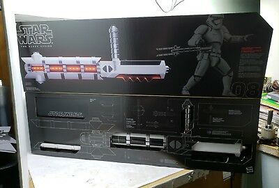 Star Wars The Black Series Force FX Z6 Riot Control Baton In Stock!!