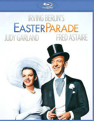 Easter Parade(Blu-ray Disc)Irving Berlin, Judy Garland, Fred Astaire 90 years WB