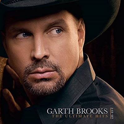 Garth Brooks-The Ultimate Hits-Import 2 Cd With Japan Obi G09