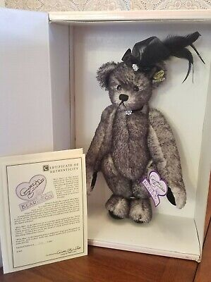 Bears Annette Funicello Miss Kitty Mohair Bear Limited Edition 5000