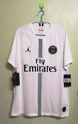 cb88f6da6 PSG NIKE JORDAN Paris Saint-Germain Dry Squad Shirt Top Ss Cl Aq0952 ...