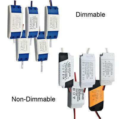 1-3 8-12 12-18 25-36W Driver LED Constant Current Power Supply for LED lights