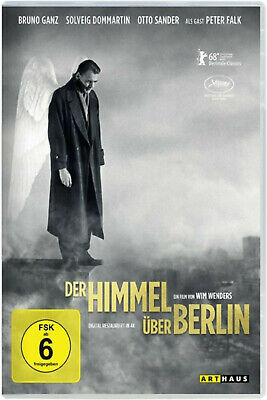 Himmel über Berlin,Der/Digital Remastered - (DVD)