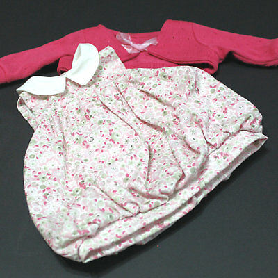 Doll Clothes - Dress & Jacket to fit an Antonio Juan 55cm Noa Pirris Doll