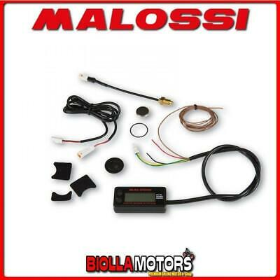 5817540B Strumentazione Malossi Temperatura/Rpm/Hour Mini Moto-Pocketbike Mini M