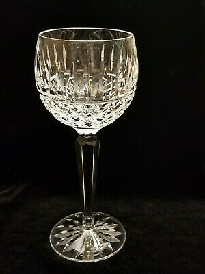 Waterford Crystal BALTRAY 1 Water Wine Hock Balloon Glass  7 1/2''