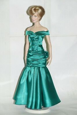 Dress for vinyl doll 16 FRANKLIN MINT PRINCESS DIANA OF WALES