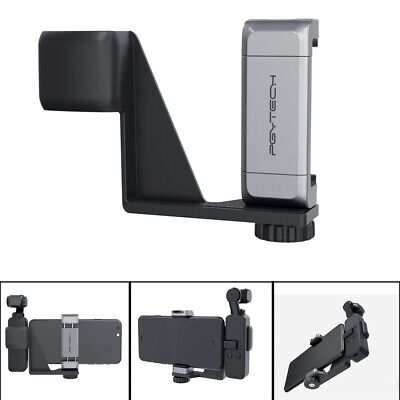PGYTECH Phone Holder Bracket Mount Stand Clip For DJI Osmo Pocket Accessories