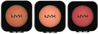 NYX HD High Definition Blush - 4.5g - 8 Shades Available
