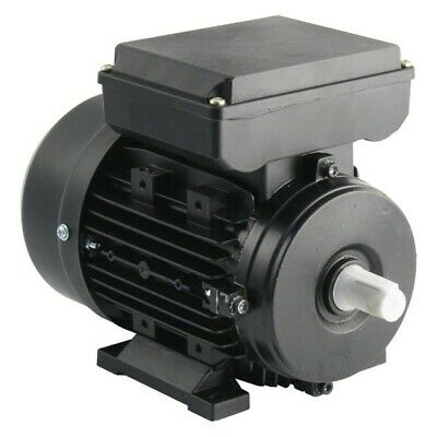 Single Phase Electric Motors 2&4Pole 240V 0.18 - 3.7Kw Cap Start/Cap Run