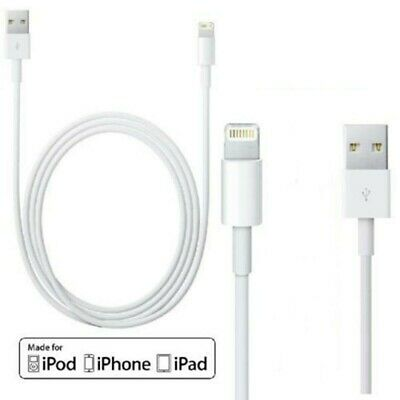 USB Lightning Data Sync FAST Charging Cable For Apple iPad iPhone