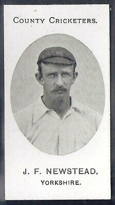 Taddy-County Cricketers Cricket 1907- Yorkshire - Newstead