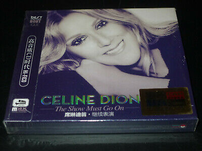 CELINE DION The Show Must Go On (the Best Car Music) 3CD Box Set