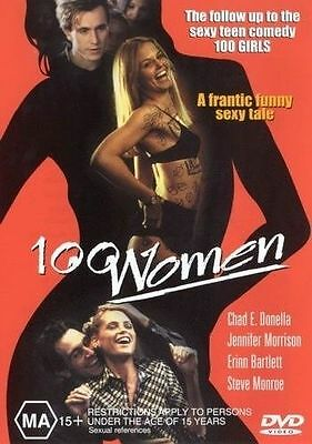 100 Women (Chad E Donella) DVD **BRAND NEW / SEALED** (Region 4)