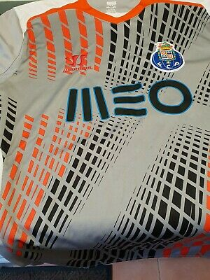 Warrio FC PORTO Football Club Goalkeeper GK Shirt L